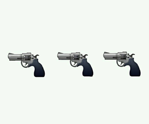 awesome, cool, and gun image