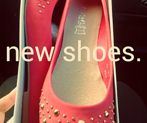 ballerinas, new, and shoes image
