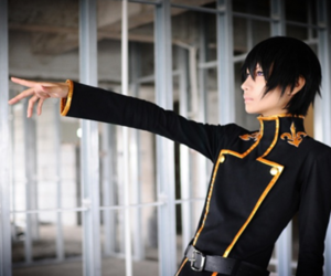 code geass and cosplay image