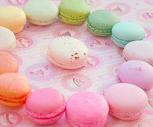 beautiful, food, and pink image