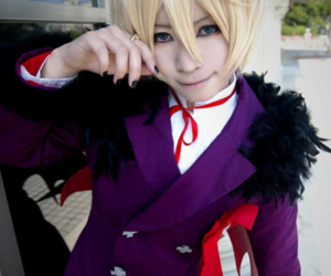 black butler, alois, and cosplay image
