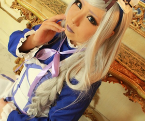 black butler and cosplay image