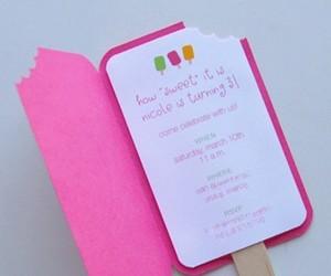 invitation, diy, and ideas image