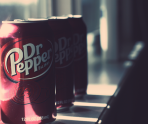 dr pepper, life, and food image