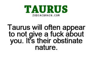 true, zodiac sign, and taurus traits image