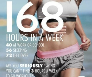 abs, run, and strong image