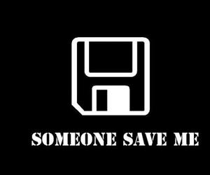 save and someone image