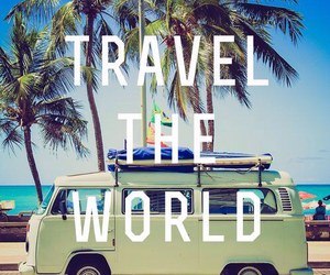 travel, world, and summer image