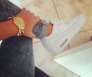 gold, Michael Kors, and uhr image