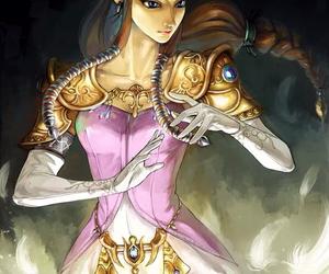zelda, the legend of zelda, and twilight princess image