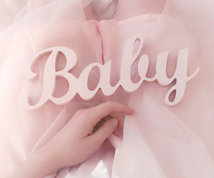 baby, pastel, and fashion image