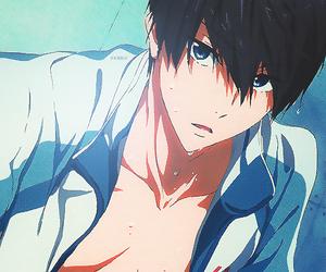 anime, free, and boy image