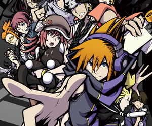 the world ends with you and twewy image