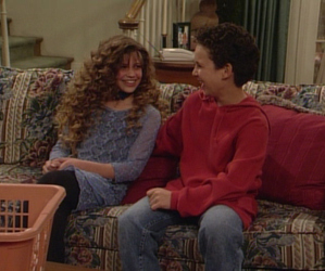 90s, boy meets world, and cory image