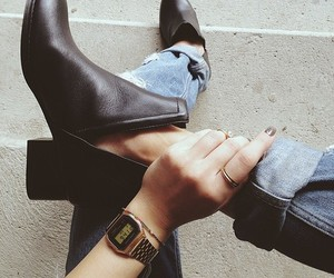 fashion, shoes, and boots image