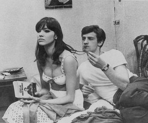 1961, Une Femme est une Femme, and anna karina image