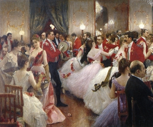 19th century, ball, and Prom image