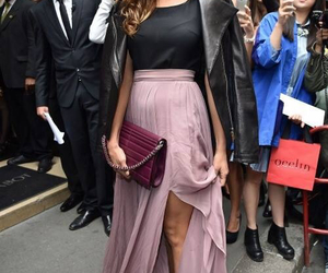 Nina Dobrev, outfit, and style image