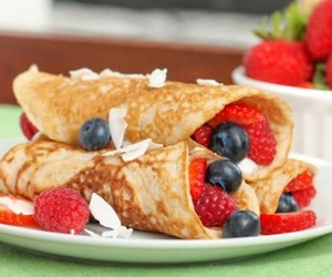breakfast, food, and meal image