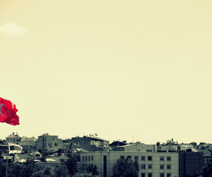 black and white, city, and istanbul image