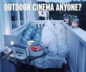 cinema and outdoor image