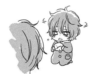 brothers, kawaii, and manga image