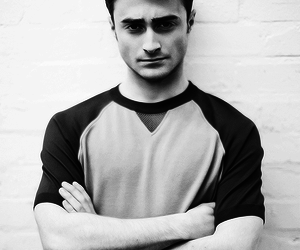 daniel radcliffe, boy, and harry potter image