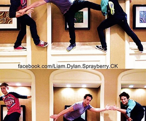 garett, dylan sprayberry, and orny adams image