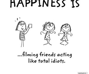 idiots and friends image