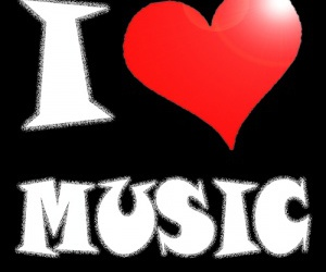 amor, love, and music image