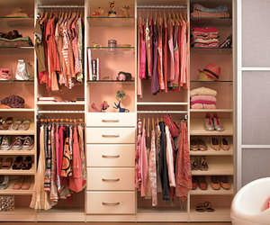 accessories, closet, and pink image
