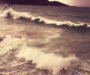 jersey, mother nature, and wild sea image