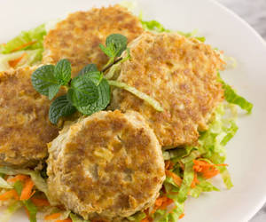 chinese, meat, and cutlet image