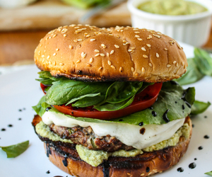 artichoke, beef, and burger image