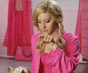 pink, sharpay, and ashley tisdale image