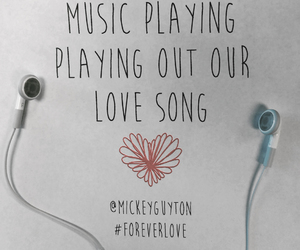 music, forever love, and country music image