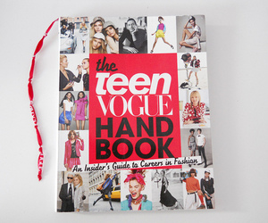 book, Teen Vogue, and vogue image