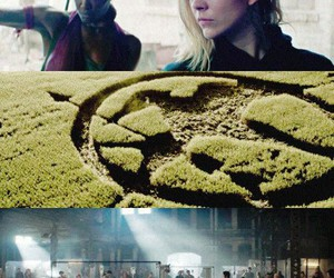 3, katniss, and hunger games image