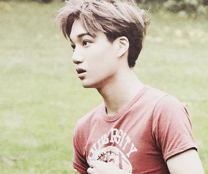 kai, exo, and handsome image