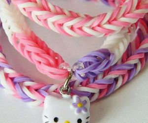 bands, HelloKitty, and girlstuff image