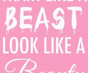 beauty, workout, and look like a beauty image