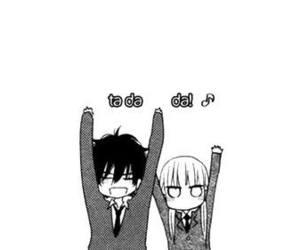 kawaii, haru yoshida, and manga image