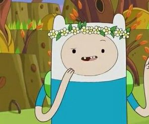 adventure time, finn, and cute image