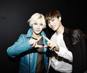 kai, Taemin, and SHINee image