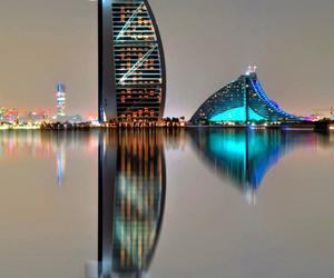 Dubai, city, and UAE image
