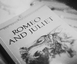 book, love, and romeo and juliet image