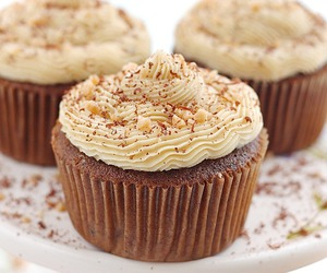 cupcake, meal, and recipe image