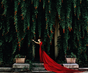architecture, stunning, and dress image