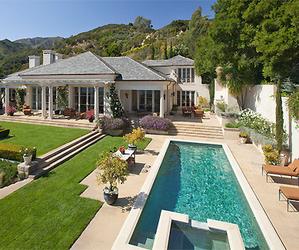 luxury, pool, and house image