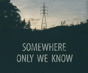 somewhere, quote, and we image